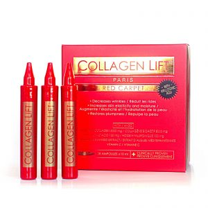 "Collagen Lift Paris Unveils Collagen Lift Paris ""Red Carpet"" 