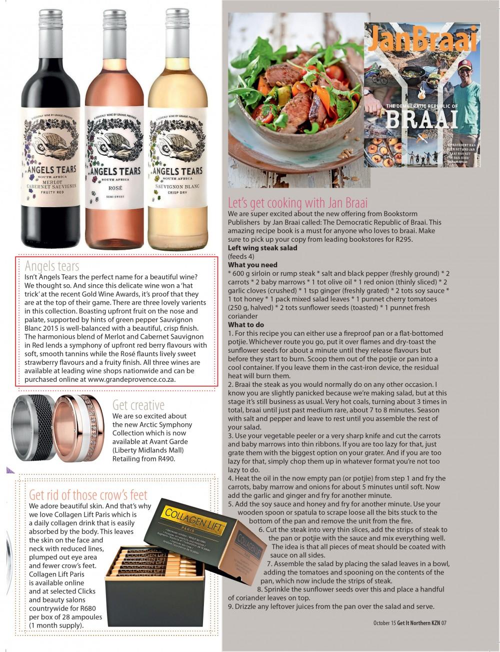 Media Release | Collagen Lift Paris