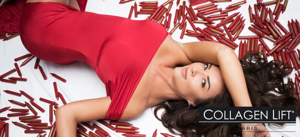 Cindy Nel for Collagen Lift Paris
